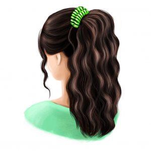Hairfix Ponytail