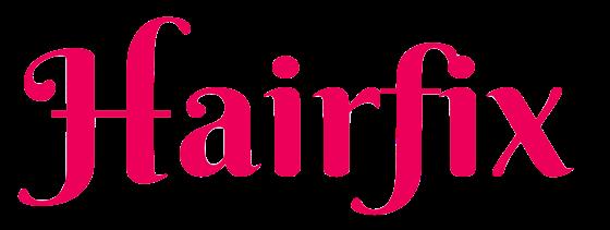 Hairfix logo text