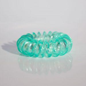 Malá mentolová gumička do vlasov Hairfix - Mini Mint