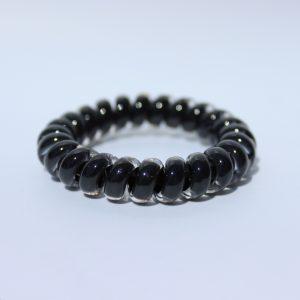 Čierna gumička do vlasov Hairfix - Cool Black