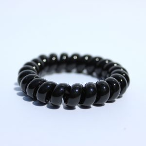 Čierna gumička do vlasov Hairfix - Classic Black