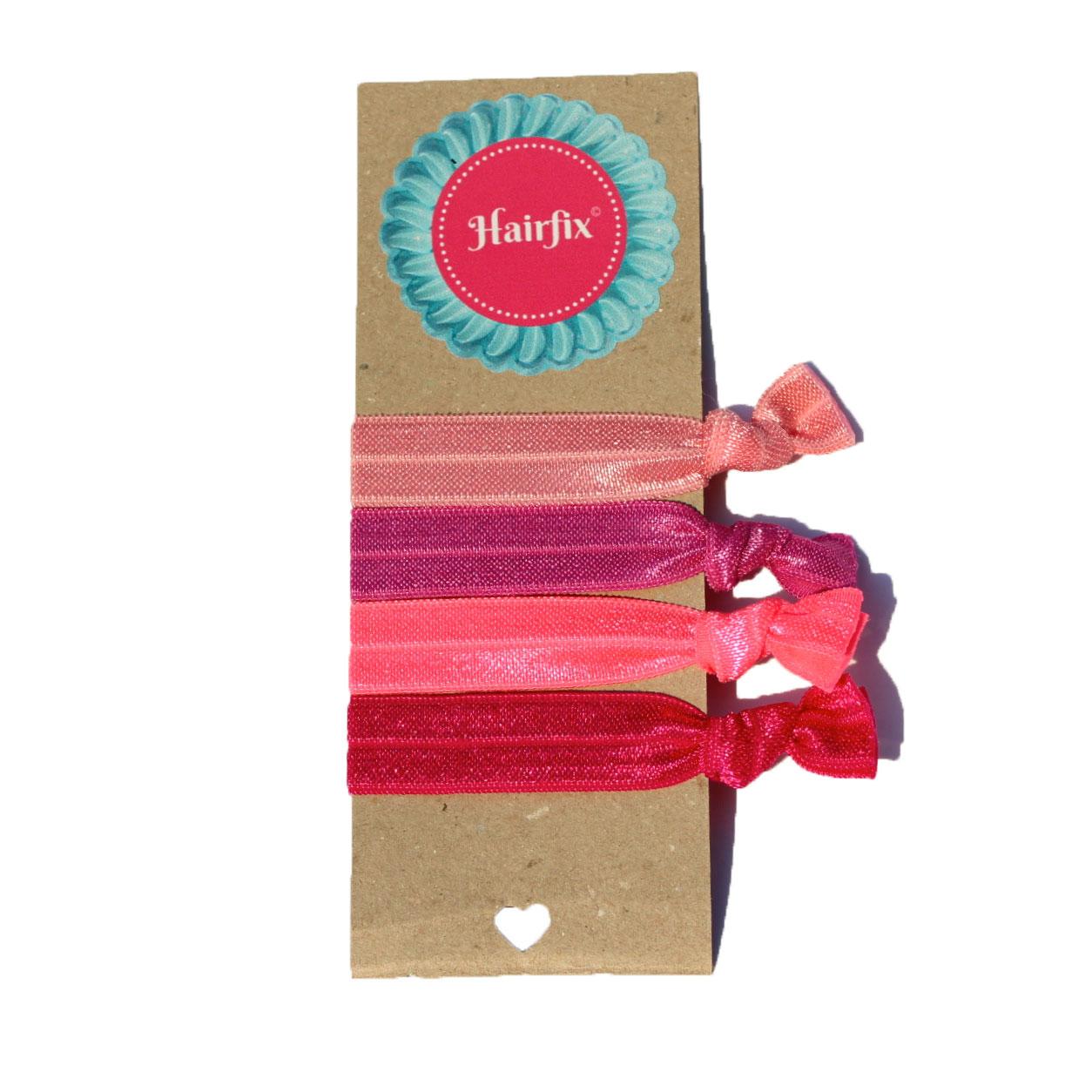 Set gumičiek do vlasov Hairfix - Softie Princess