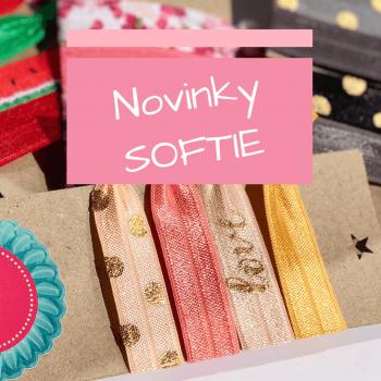 Nová kolekcia gumičiek SOFTIE