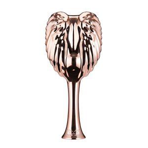 Ružovo-zlatá metalická kefa Tangle Angel PRO